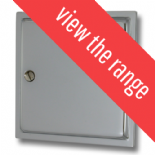 Highline Plate Polished Chrome Data Modules & Data Plates